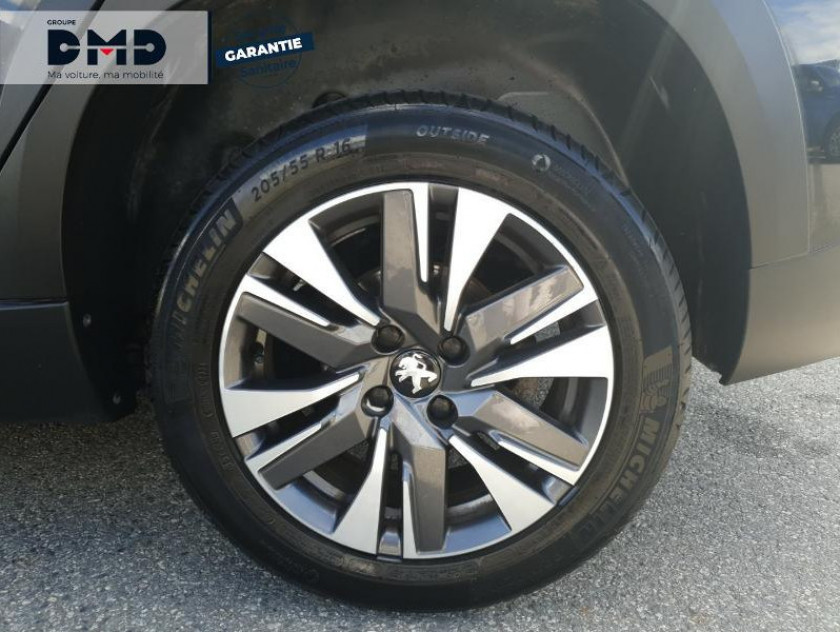 Peugeot 2008 1.6 Bluehdi 100ch Allure Business S&s - Visuel #13