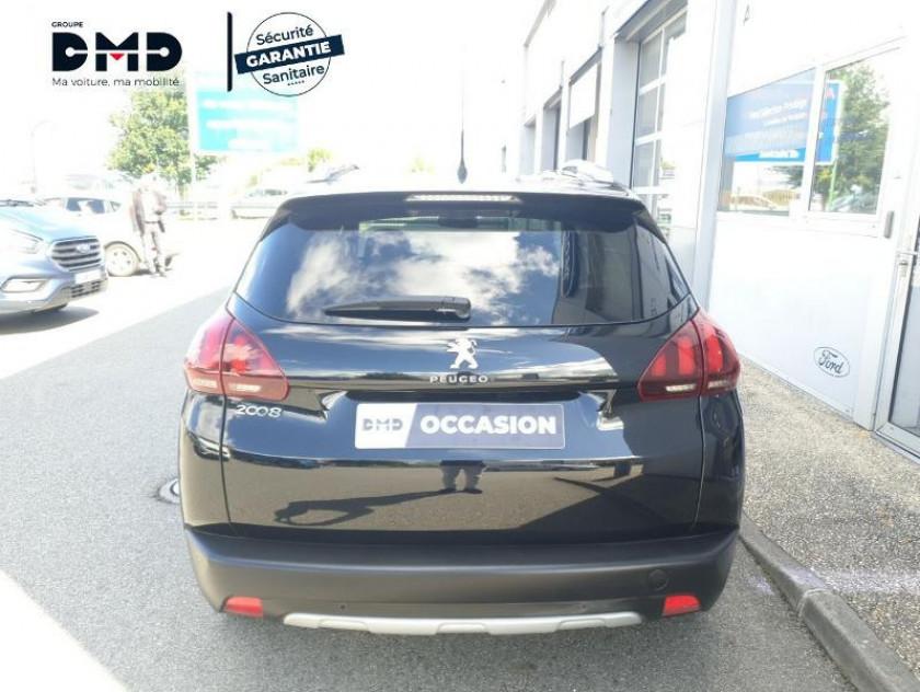 Peugeot 2008 1.6 Bluehdi 100ch Allure Business S&s - Visuel #11