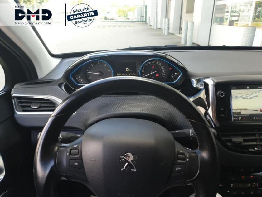 Peugeot 2008 1.6 Bluehdi 100ch Allure Business S&s - Visuel #7