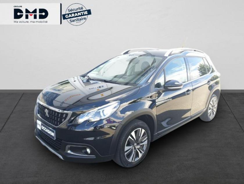 Peugeot 2008 1.6 Bluehdi 100ch Allure Business S&s - Visuel #1