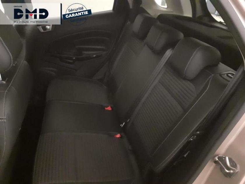 Ford Ecosport 1.0 Ecoboost 125ch Titanium Business - Visuel #10