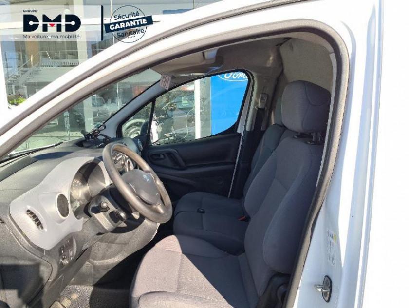 Peugeot Partner 120 L1 1.6 Hdi Fap 75 Pack Cd Clim - Visuel #9
