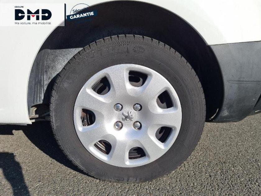Peugeot Partner 120 L1 1.6 Hdi Fap 75 Pack Cd Clim - Visuel #13