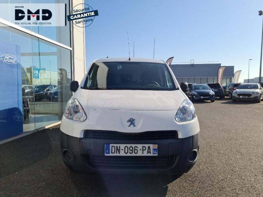 Peugeot Partner 120 L1 1.6 Hdi Fap 75 Pack Cd Clim - Visuel #4