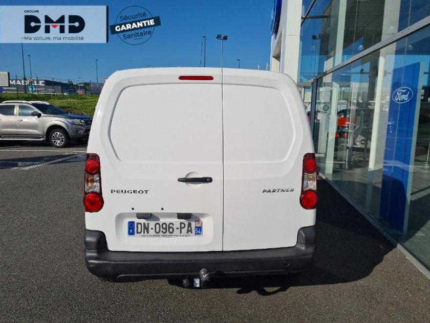 Peugeot Partner 120 L1 1.6 Hdi Fap 75 Pack Cd Clim - Visuel #11
