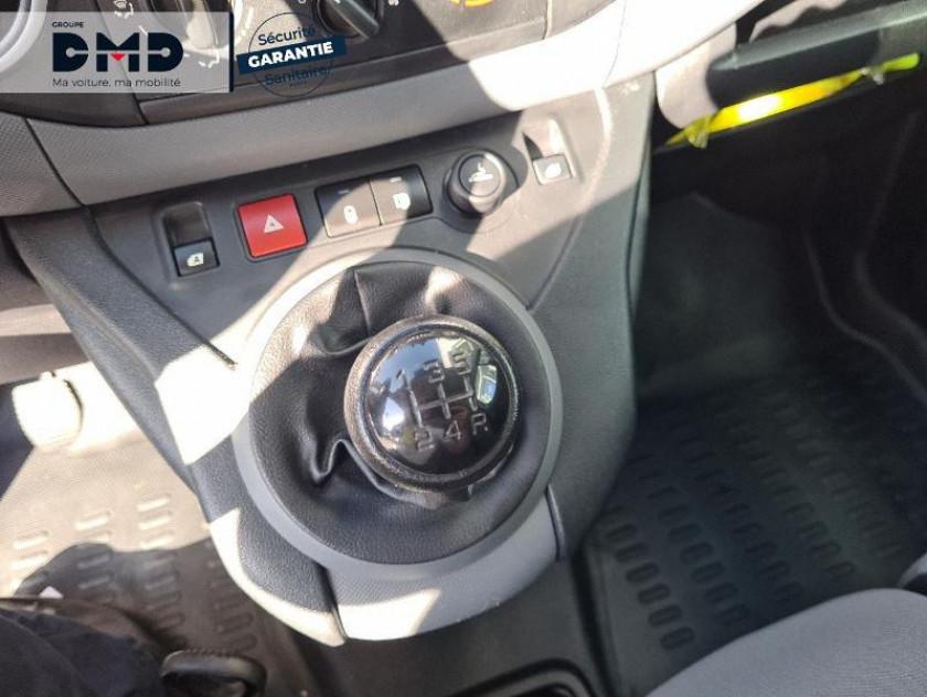 Peugeot Partner 120 L1 1.6 Hdi Fap 75 Pack Cd Clim - Visuel #8