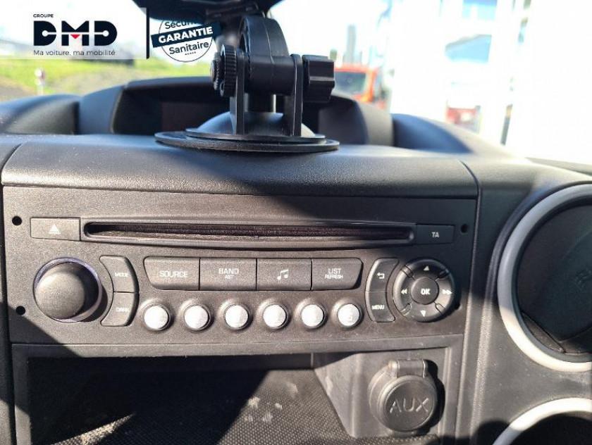 Peugeot Partner 120 L1 1.6 Hdi Fap 75 Pack Cd Clim - Visuel #6