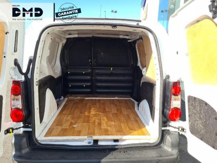 Peugeot Partner 120 L1 1.6 Hdi Fap 75 Pack Cd Clim - Visuel #12