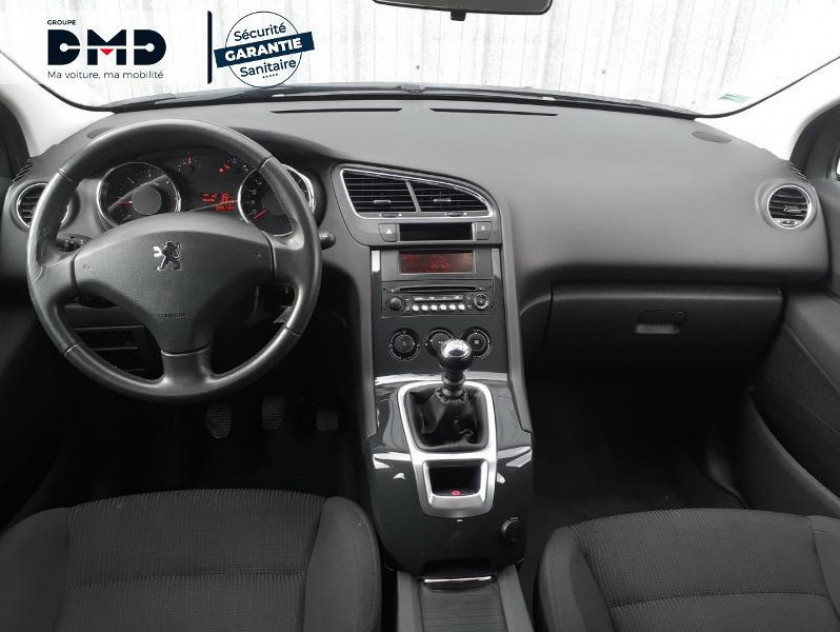 Peugeot 5008 1.6 Hdi112 Fap Access 5pl - Visuel #5