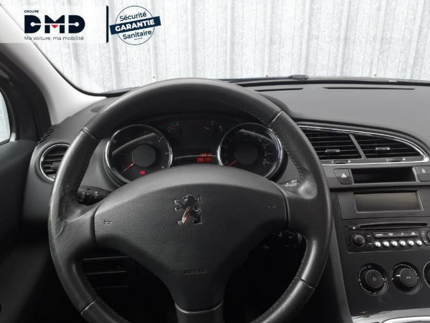 Peugeot 5008 1.6 Hdi112 Fap Access 5pl - Visuel #7