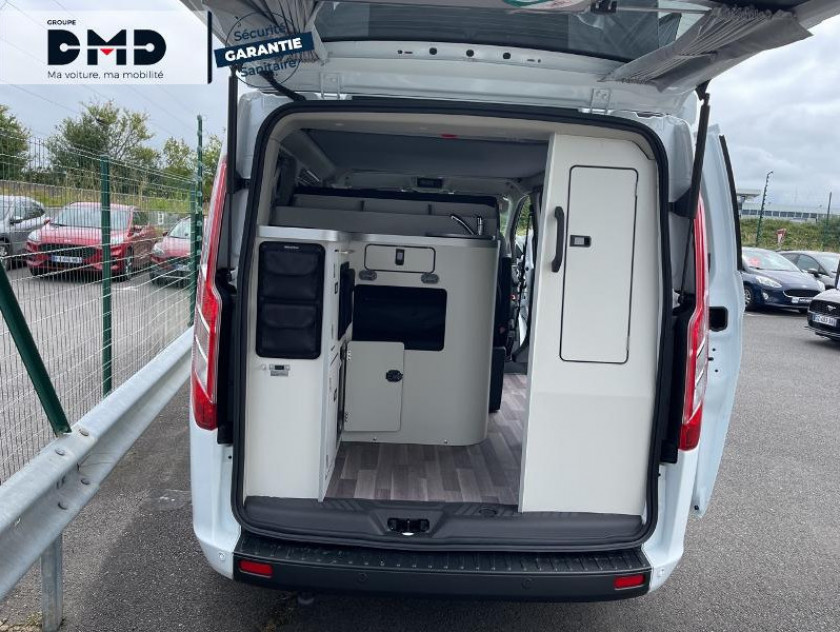 Ford Transit Customnugget 320 L1h1 2.0 Ecoblue 185ch Bva6 - Visuel #12