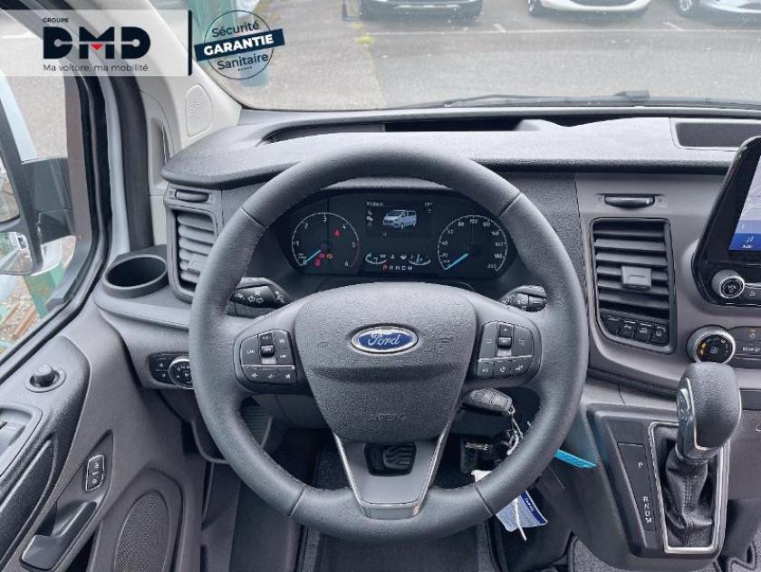 Ford Transit Customnugget 320 L1h1 2.0 Ecoblue 185ch Bva6 - Visuel #7