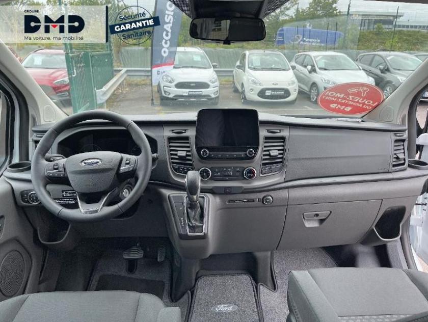 Ford Transit Customnugget 320 L1h1 2.0 Ecoblue 185ch Bva6 - Visuel #5