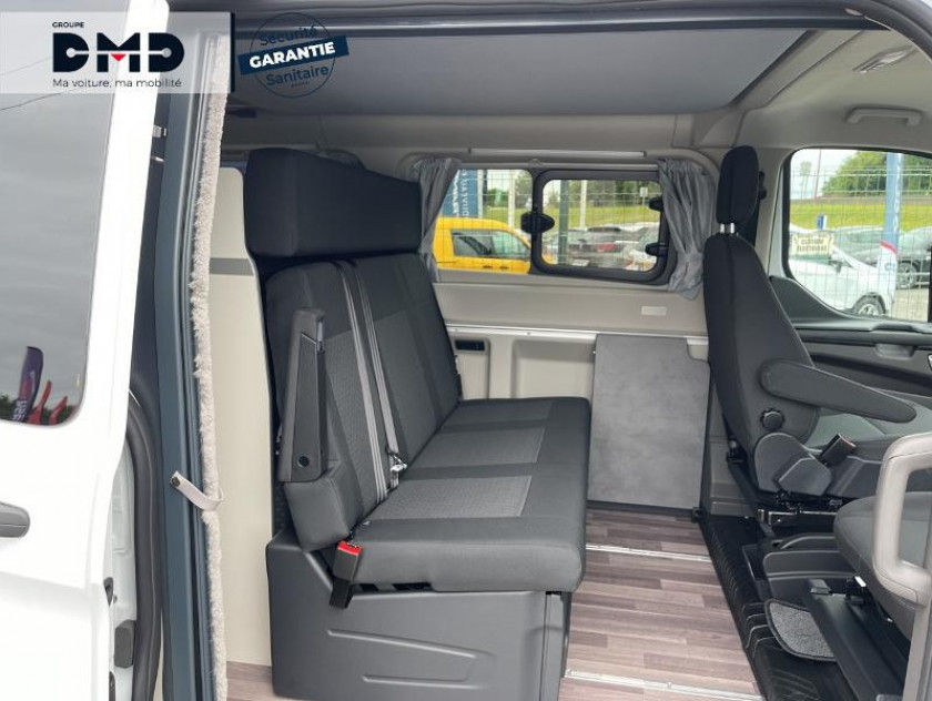 Ford Transit Customnugget 320 L1h1 2.0 Ecoblue 185ch Bva6 - Visuel #10
