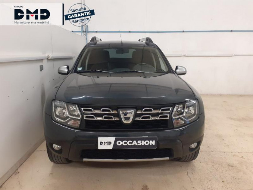 Dacia Duster 1.5 Dci 110ch Lauréate 4x2 - Visuel #4