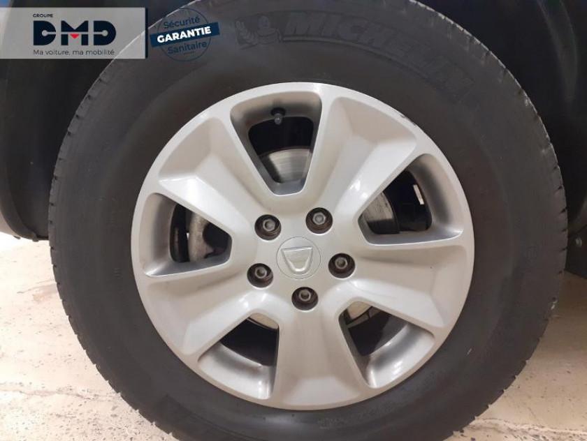 Dacia Duster 1.5 Dci 110ch Lauréate 4x2 - Visuel #13