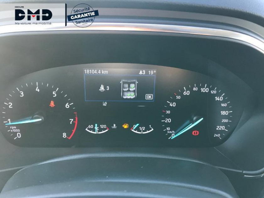 Ford Focus Active 1.0 Ecoboost 125ch - Visuel #14