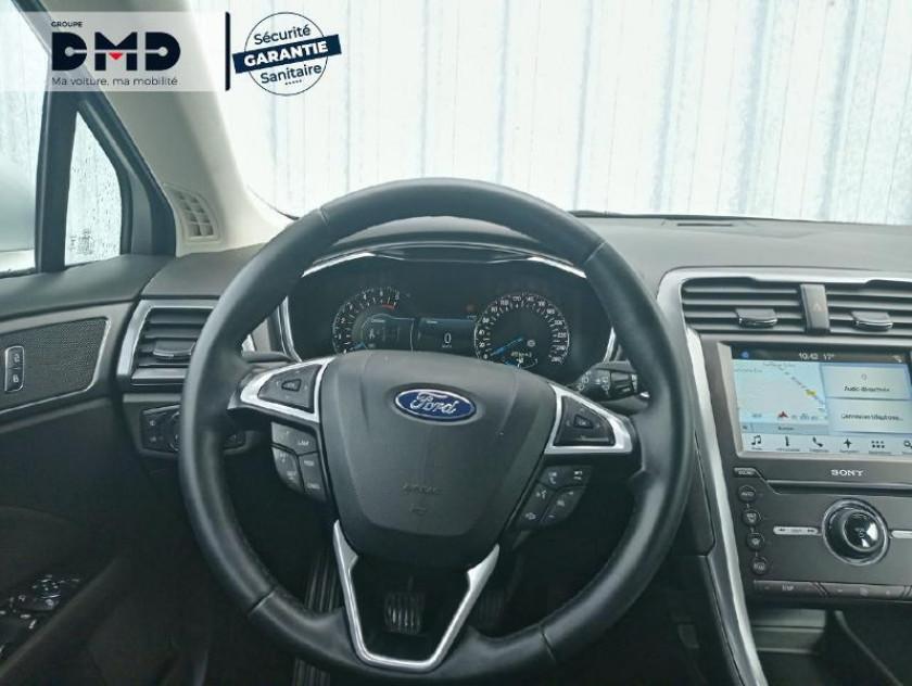 Ford Mondeo Sw 2.0 Tdci 150ch Titanium Business - Visuel #7