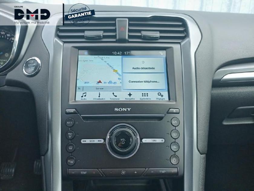 Ford Mondeo Sw 2.0 Tdci 150ch Titanium Business - Visuel #6