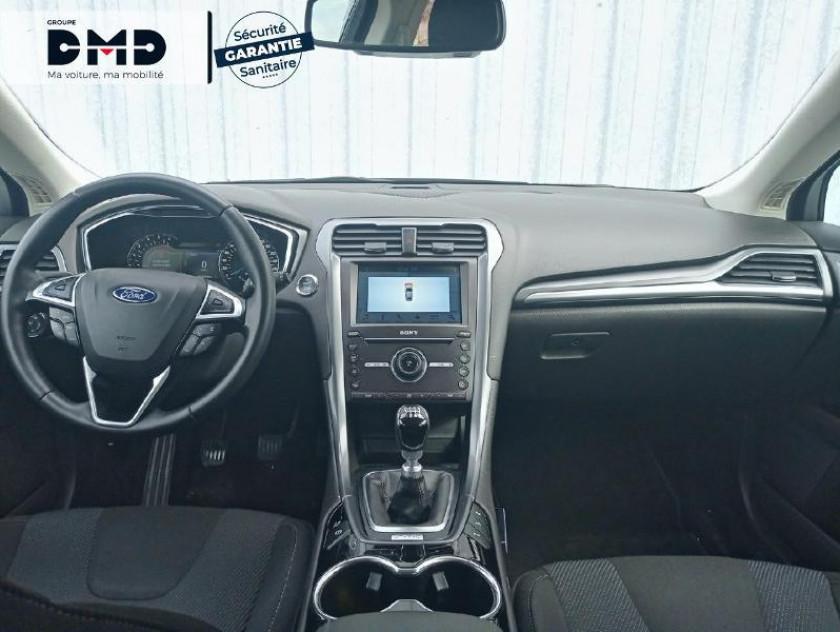 Ford Mondeo Sw 2.0 Tdci 150ch Titanium Business - Visuel #5