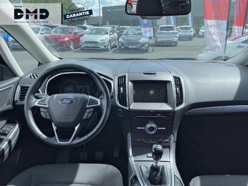 Ford Galaxy 2.0 Tdci 150ch Stop&start Titanium - Visuel #5