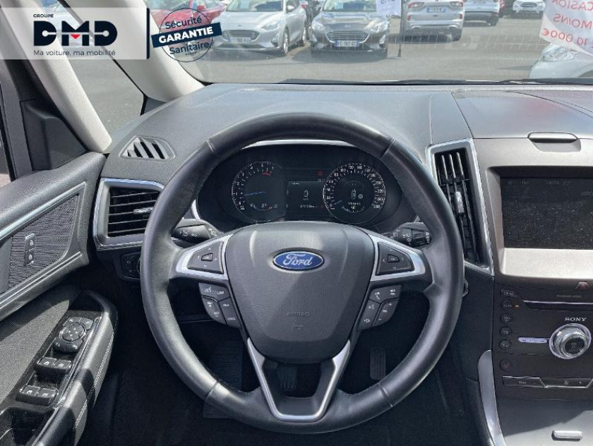 Ford Galaxy 2.0 Tdci 150ch Stop&start Titanium - Visuel #7