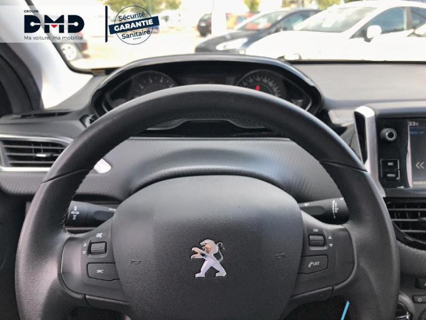 Peugeot 2008 1.2 Puretech 82ch  E6.c Active S&s - Visuel #7