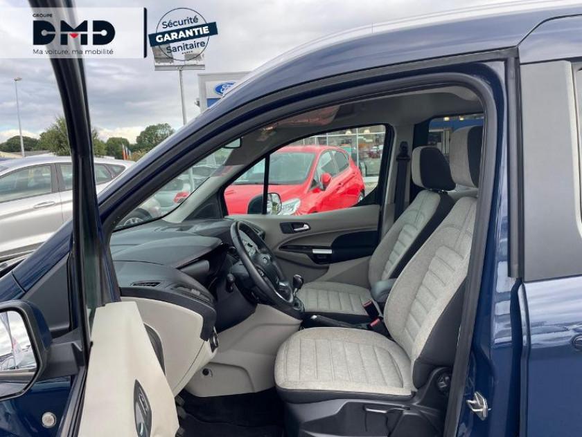 Ford Grd Tourneo Connect 1.5 Ecoblue 120ch Stop&start Titanium - Visuel #9