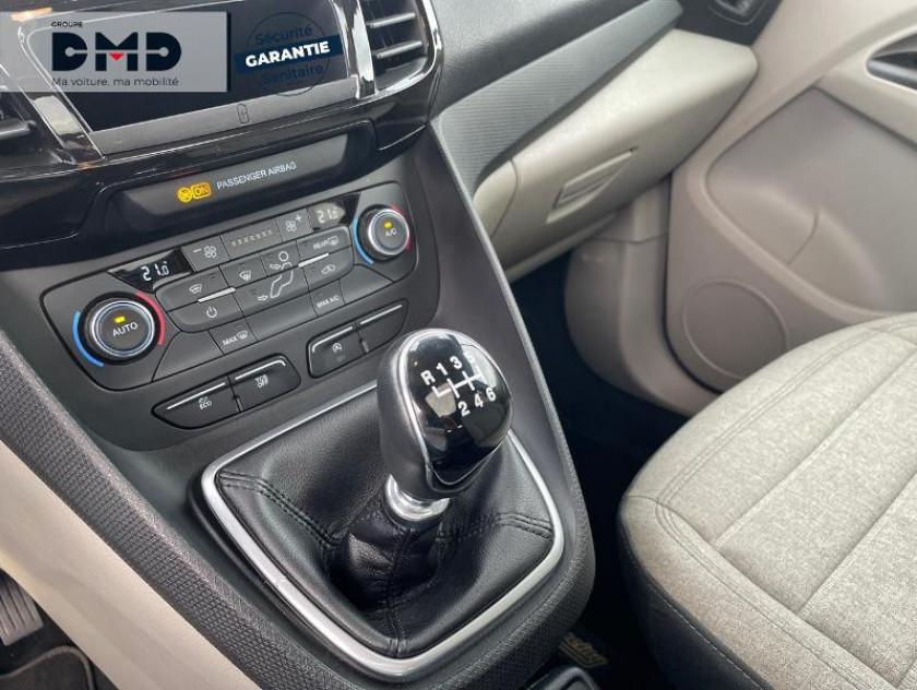 Ford Grd Tourneo Connect 1.5 Ecoblue 120ch Stop&start Titanium - Visuel #8