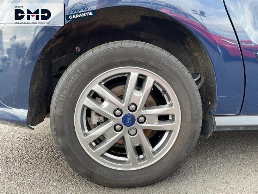 Ford Grd Tourneo Connect 1.5 Ecoblue 120ch Stop&start Titanium - Visuel #13