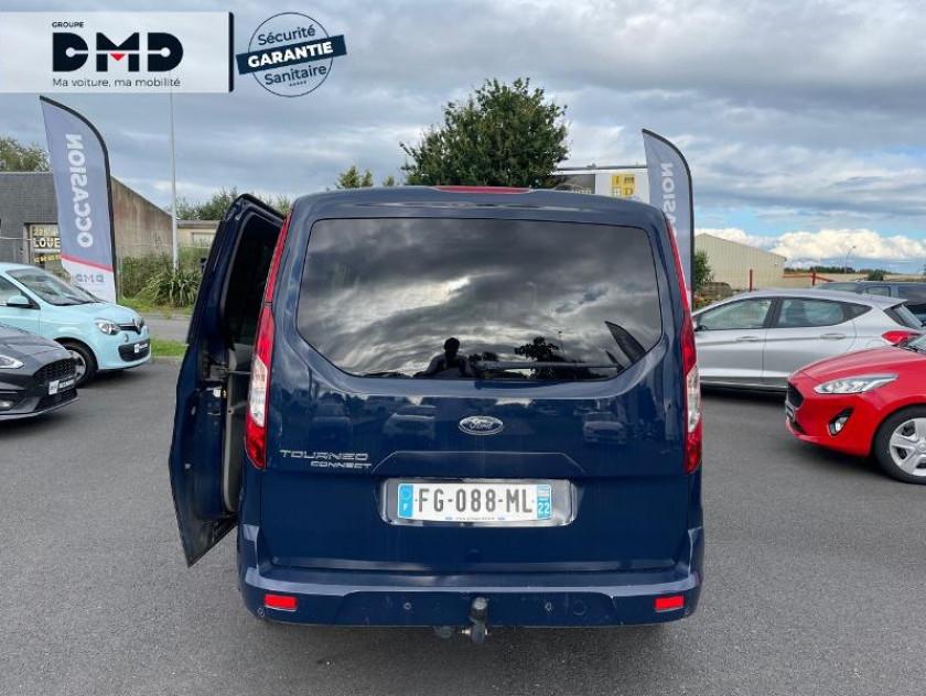 Ford Grd Tourneo Connect 1.5 Ecoblue 120ch Stop&start Titanium - Visuel #11