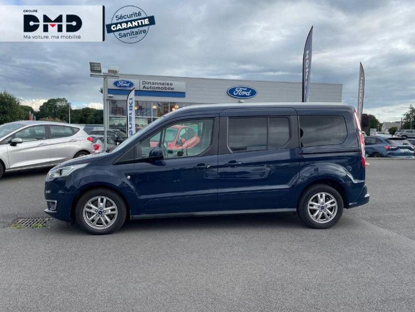 Ford Grd Tourneo Connect 1.5 Ecoblue 120ch Stop&start Titanium - Visuel #2