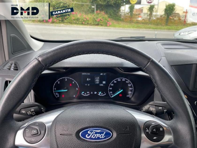 Ford Grd Tourneo Connect 1.5 Ecoblue 120ch Stop&start Titanium - Visuel #7
