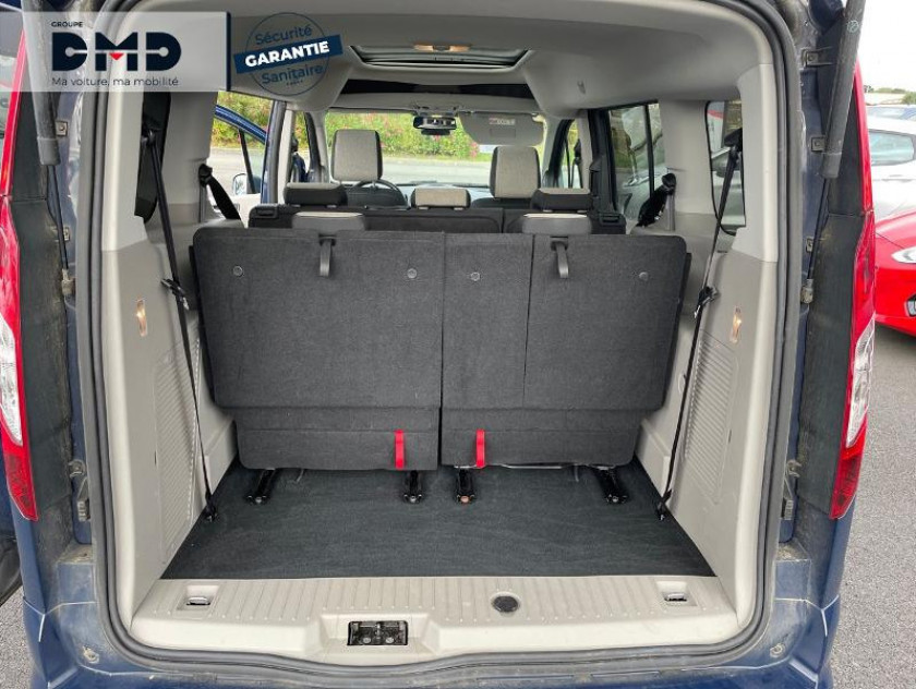 Ford Grd Tourneo Connect 1.5 Ecoblue 120ch Stop&start Titanium - Visuel #12