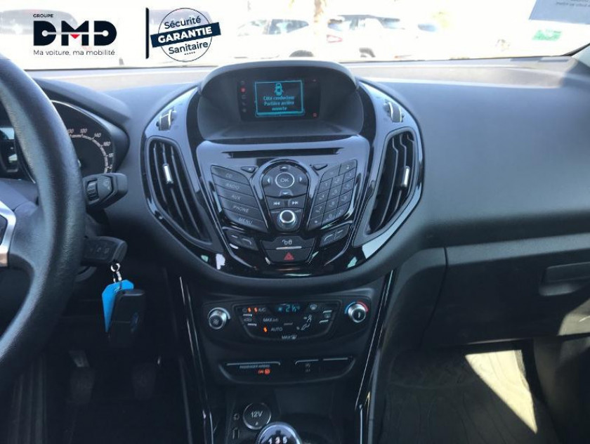 Ford B-max 1.5 Tdci 95ch Stop&start Titanium - Visuel #6