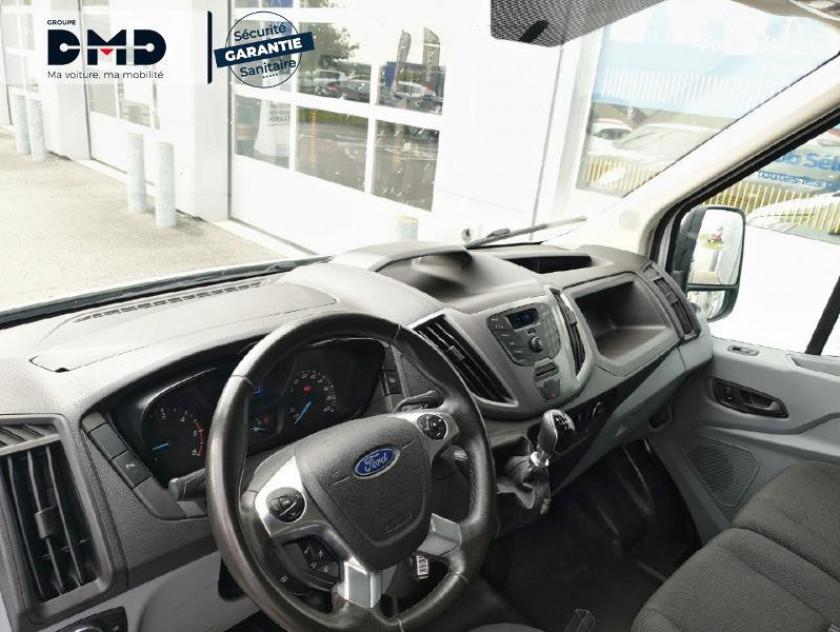 Ford Transit 2t Fg T350 L3h2 2.0 Tdci 130ch Trend Business - Visuel #5