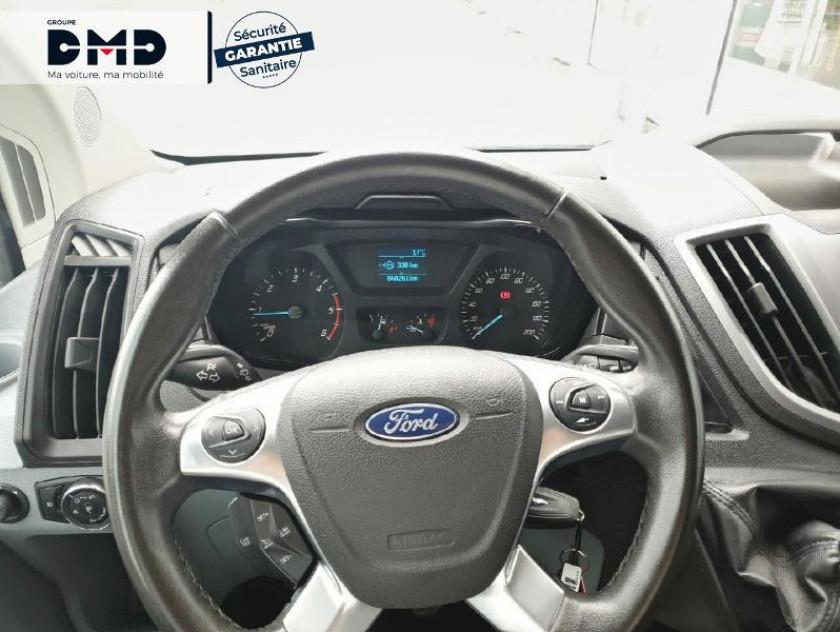 Ford Transit 2t Fg T350 L3h2 2.0 Tdci 130ch Trend Business - Visuel #7