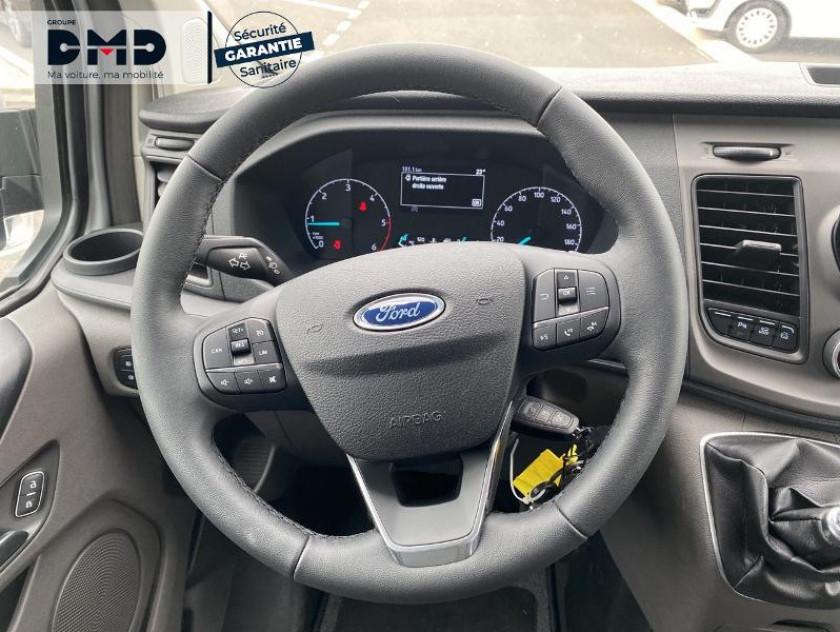 Ford Transit Customnugget 320 L1h1 2.0 Ecoblue 130ch - Visuel #7