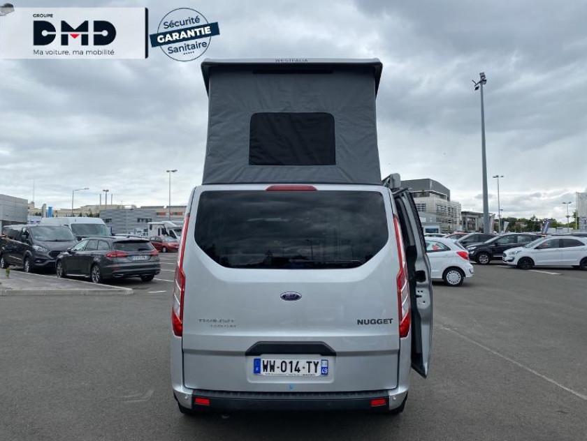 Ford Transit Customnugget 320 L1h1 2.0 Ecoblue 130ch - Visuel #11