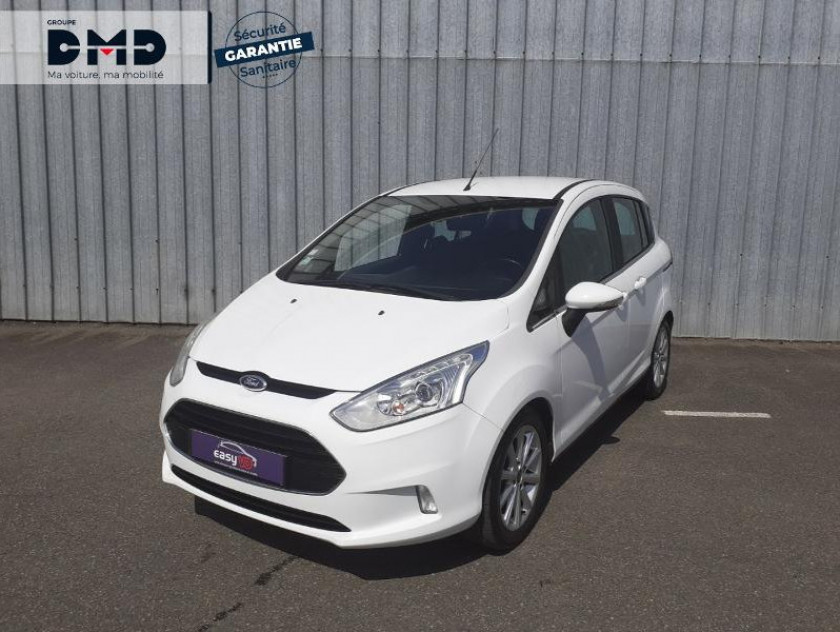 Ford B-max 1.0 Scti 125ch Ecoboost Stop&start Edition - Visuel #14