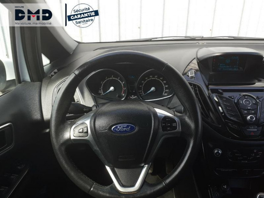 Ford B-max 1.0 Scti 125ch Ecoboost Stop&start Edition - Visuel #7