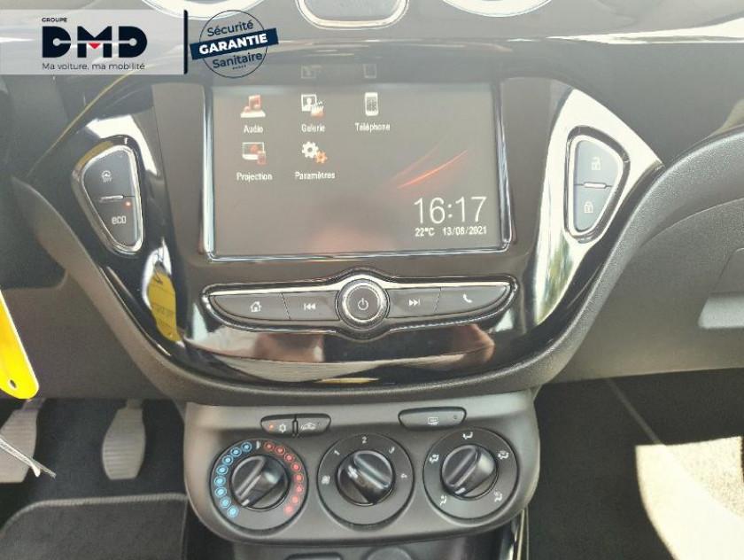 Opel Adam 1.4 Twinport 87ch Unlimited Start/stop - Visuel #6