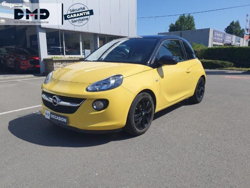 Opel Adam 1.4 Twinport 87ch Unlimited Start/stop - Visuel #14