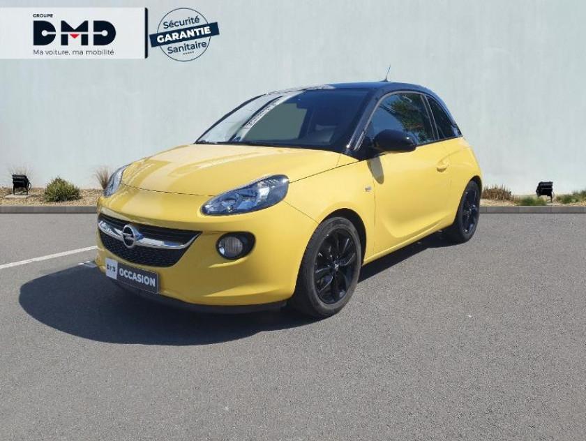 Opel Adam 1.4 Twinport 87ch Unlimited Start/stop - Visuel #1