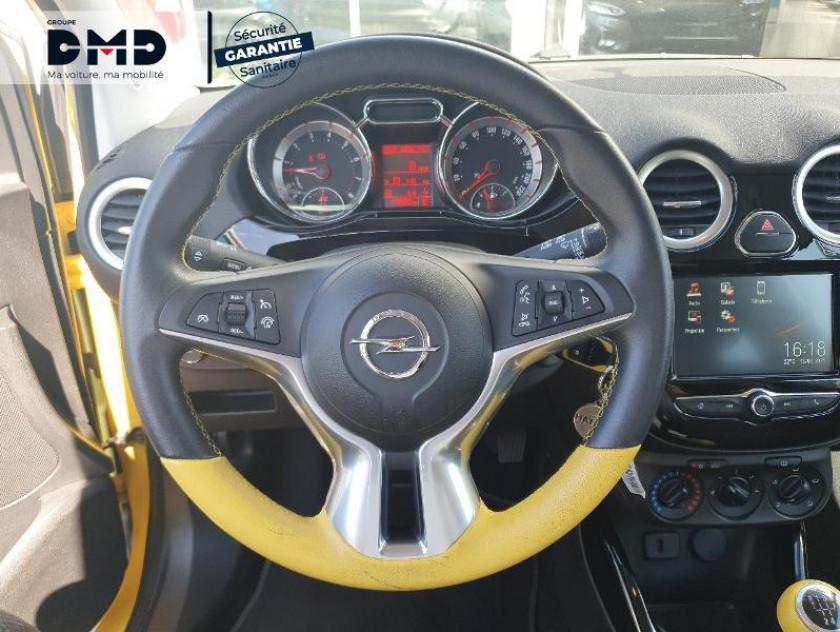 Opel Adam 1.4 Twinport 87ch Unlimited Start/stop - Visuel #7