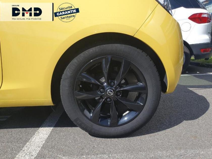 Opel Adam 1.4 Twinport 87ch Unlimited Start/stop - Visuel #13