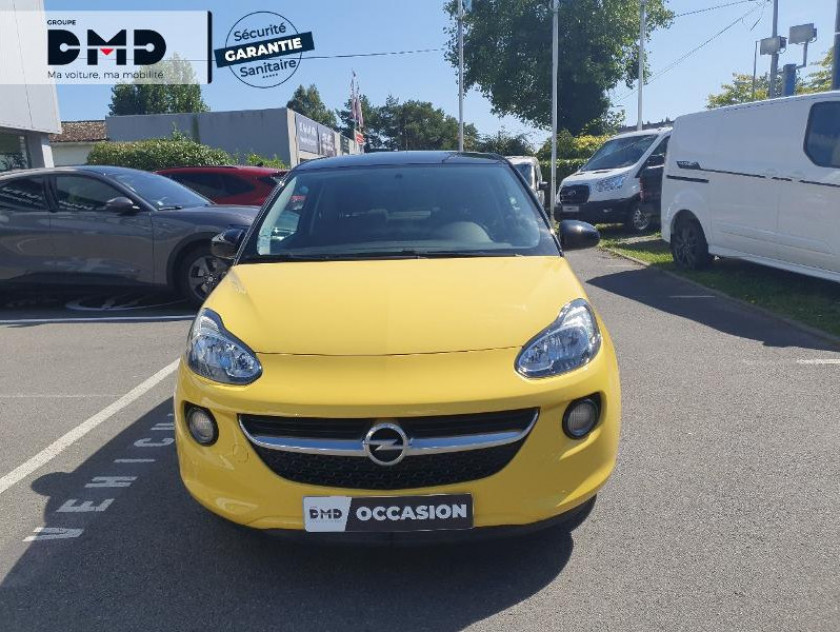 Opel Adam 1.4 Twinport 87ch Unlimited Start/stop - Visuel #4