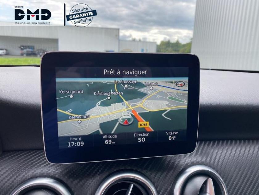 Mercedes-benz Classe A 180 D Fascination 7g-dct - Visuel #6