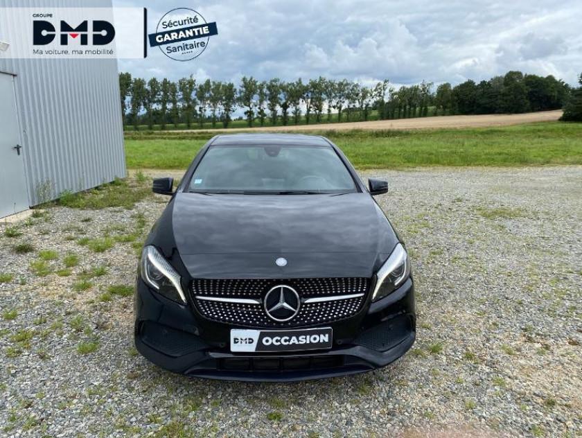 Mercedes-benz Classe A 180 D Fascination 7g-dct - Visuel #4