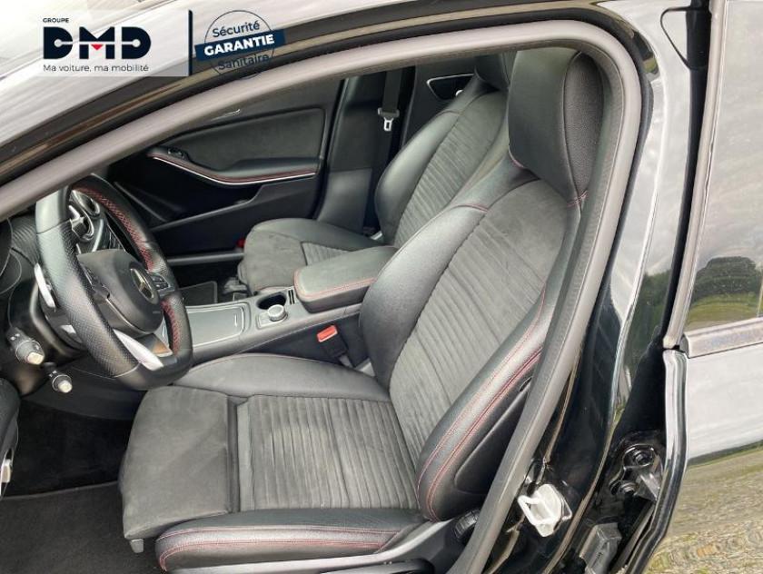 Mercedes-benz Classe A 180 D Fascination 7g-dct - Visuel #9